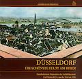 """""""Düsseldorf. Die schönste Stadt am Rhein"""". Handkolorierte Diapositive der Lichtbildanstalt Carl Simon & Co. aus der Zeit um 1930"""